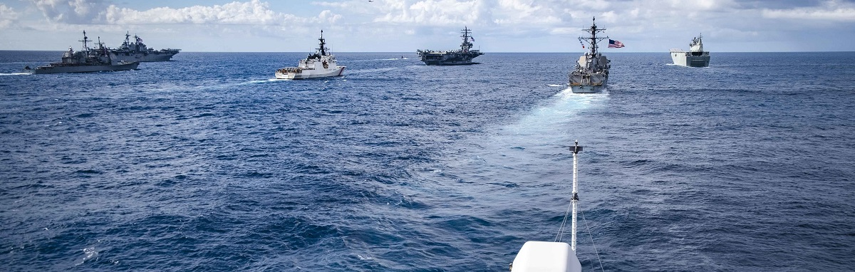 Coast Guard Cutter and Navy Destroyer to join Expeditionary Strike Group 7